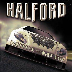 Halford: IV - Made Of Metal - Cover