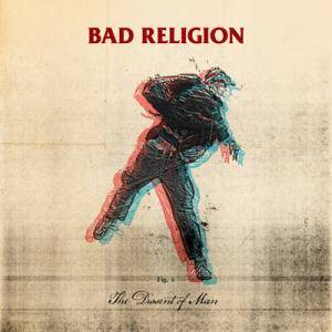 Bad Religion: Dissent Of Man, The - Cover