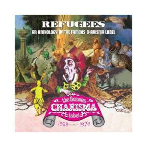 Refugees - A Charisma Anthology (1969-1978) - Cover