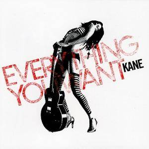 Cover - Kane: Everything You Want