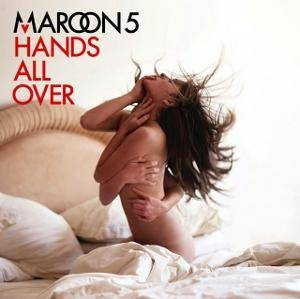 Cover - Maroon 5: Hands All Over