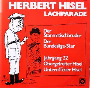Cover - Herbert Hisel: Lachparade