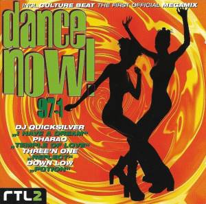 Cover - Tempest: Dance Now! 97-1