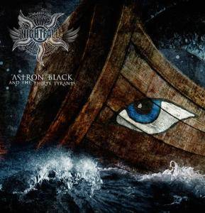 Cover - Nightfall: Astron Black And The Thirty Tyrants