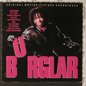 Burglar - Original Motion Picture Soundtrack - Cover