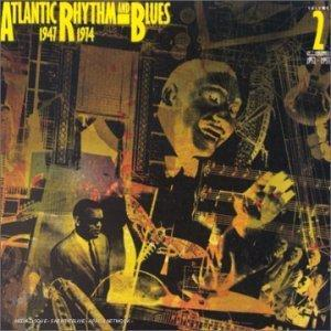 Atlantic Rhythm & Blues 1947-1974 Vol. 2 (1952-1955) - Cover