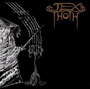 Jex Thoth: Witness - Cover