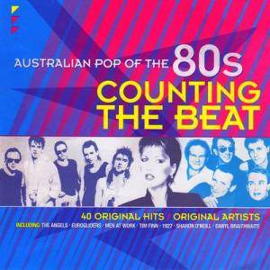 Cover - Reels, The: Counting The Beat - Australian Pop Of The 80s
