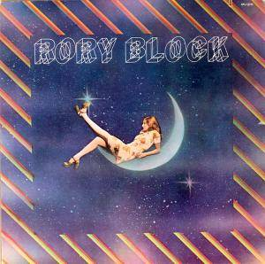 Cover - Rory Block: Rory Block