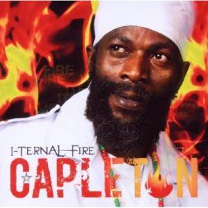 Cover - Capleton: I-Ternal Fire