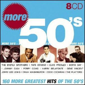 More 50's - Cover