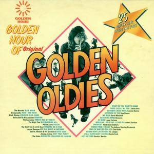 Cover - Laurie Johnson Orchestra: Golden Hour Of Golden Oldies