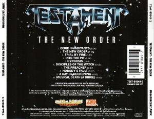 Testament: The New Order (CD) - Bild 6