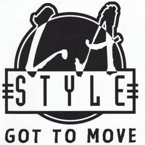 Cover - L.A. Style: Got To Move
