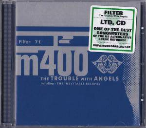 Filter: The Trouble With Angels (CD) - Bild 2