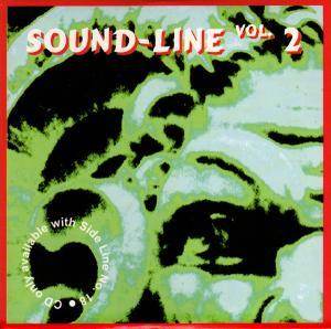 Sound-Line Vol. 2 - Cover