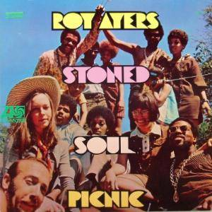 Cover - Roy Ayers: Stoned Soul Picnic
