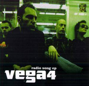 Cover - Vega4: Radio Song EP