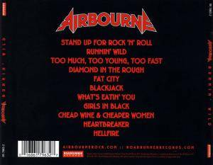 Airbourne: Runnin' Wild (CD) - Bild 2