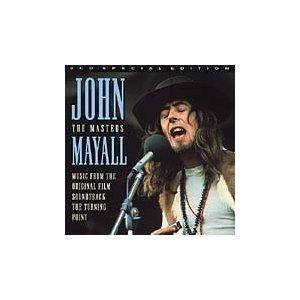 John Mayall: Masters: Music From The Original Film Soundtrack The Turning Point, The - Cover