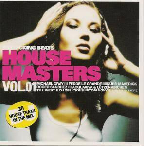 Cover - Delano & Crockett: Asskicking Beats - House Masters Vol. 1