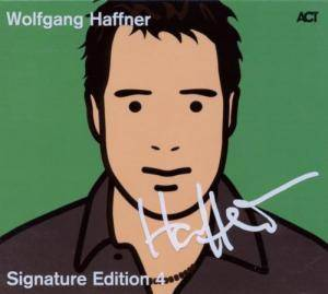 Cover - Wolfgang Haffner: Signature Edition