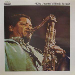 "Cover - Illinois Jacquet: ""King Jacquet"""