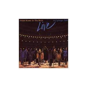 Cover - Sweet Honey In The Rock: Live At Carnegie Hall