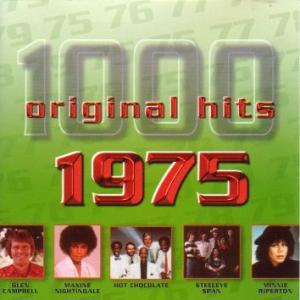 1000 Original Hits - 1975 - Cover