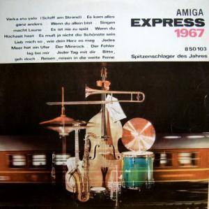 Amiga-EXPRESS 1967 - Cover