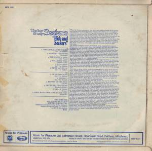 The Seekers: Hide And Seekers (LP) - Bild 2