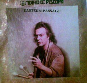 Cover - Tullio de Piscopo: Eastern Passage
