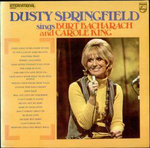 Cover - Dusty Springfield: Sings Burt Bacharach And Carole King