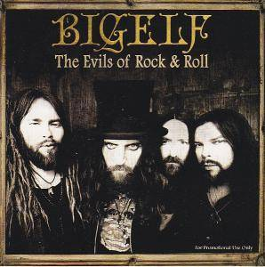 Cover - Bigelf: Evils Of Rock & Roll, The
