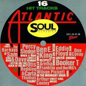 Cover - Carla Thomas: Atlantic Soul Classics - 16 Hit Tracks