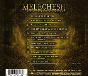 Melechesh: The Epigenesis (CD) - Bild 2