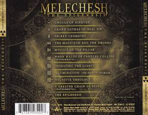 Melechesh: The Epigenesis (CD) - Bild 5