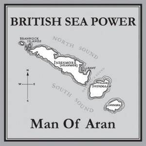 Cover - British Sea Power: Man Of Aran