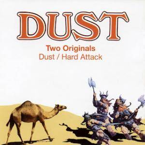 Dust: Dust / Hard Attack - Cover