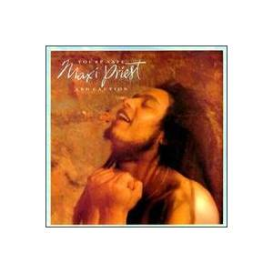 Cover - Maxi Priest: You're Safe