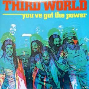 Cover - Third World: You've Got The Power