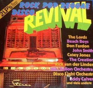 Rock Pop Reggae Disco Revival - Cover