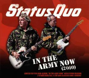Status Quo: In The Army Now (2010) - Cover