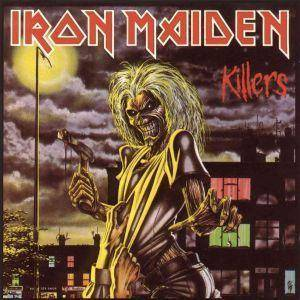 Iron Maiden: Killers (LP) - Bild 1
