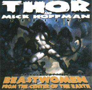 Cover - Thor: Beastwomen From The Center Of The Earth