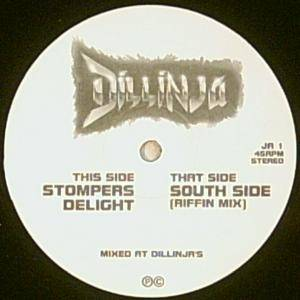 Cover - Dillinja: South Side / Stompers Delight