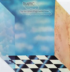 Cover - Traffic: Low Spark Of High Heeled Boys, The
