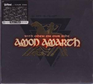 Amon Amarth: With Oden On Our Side (2-CD) - Bild 1
