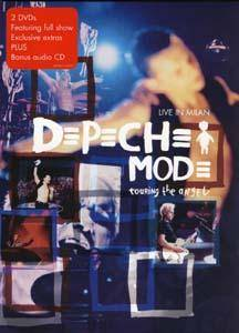 Depeche Mode: Touring The Angel - Live In Milan - Cover