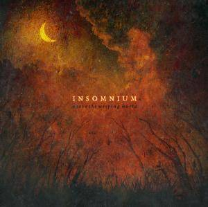 Insomnium: Above The Weeping World - Cover